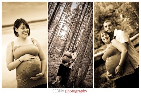 Karen & Cody Triptych 4