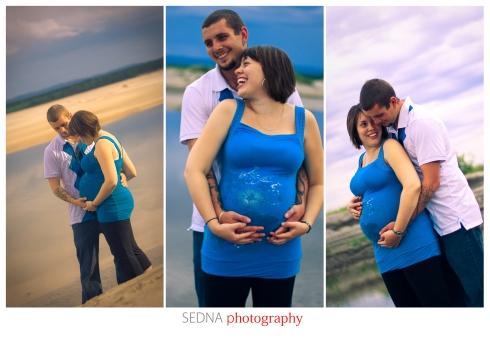 Karen & Cody Triptych 5