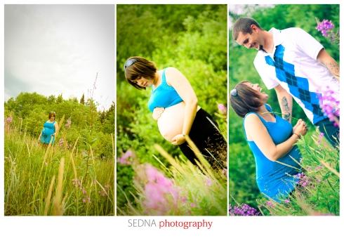 Karen & Cody Triptych 6